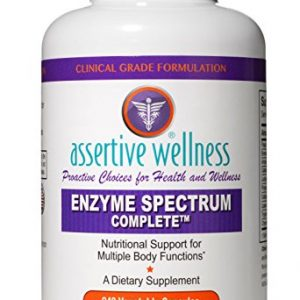 Digestive Enzymes Alone are Not Enough – Enzyme Spectrum Complete Simultaneously Promotes Healthy Digestion, Enhances Nutrient Absorption, Reduces Inflammation & Neutralizes Phytic Acid in…